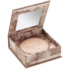 Urban Decay Naked Illuminated Shimmering Powder for Face and Body (2.415 RUB) ❤ liked on Polyvore featuring beauty products, makeup, face makeup, face powder and urban decay