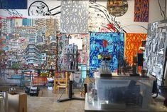 Umělec Michal Škapa připravuje novou výstavu Food And Drink, Florida, Painting, The Florida, Painting Art, Paintings, Painted Canvas, Drawings