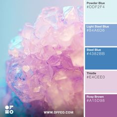 As creatives, we don't just stick to a color palette with a certain fixed saturation and hue level. We appreciate colors that are less saturated and muted at times too. Pastel Colour Palette, Colour Pallette, Colour Schemes, Pastel Colors, Color Combos, Lip Palette, Soft Pastels, Colours, Pastel Blue