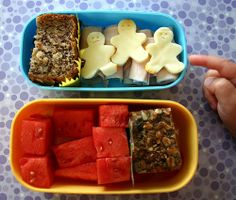 swanky::chic::fete: green plate kids and bento boxes [boxed lunch ...
