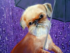 Hey, I found this really awesome Etsy listing at https://www.etsy.com/listing/171867202/brussels-griffon-art-print-of-an