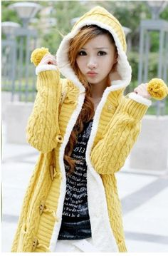 Collection Womens Sweater Coats Pictures - Reikian