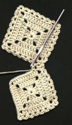 """Flat Braid"" Square Joining Method"