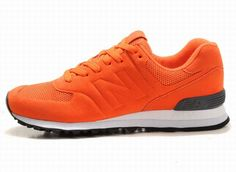 Joes New Balance MS574DGO Orange Grey Sonic Mens Shoes