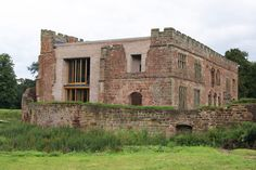 Astley Castle, UK, WITHERFORD WATSON MANN ARCHITECTS