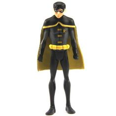 Rare DC UNIVERSE YOUNG JUSTICE EXCLUSIVE VARIANT Robin Figure FX81