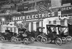 Baker Electric via theOldmotor.com