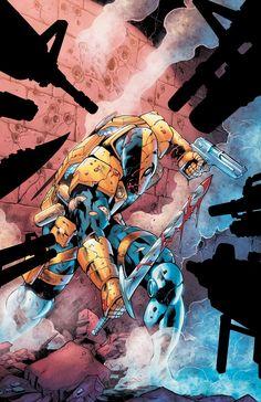 #deathstroke #nerd #comics #fumetti #dccomics #art #actionfigure #geek