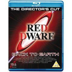 Red Dwarf: Back to Earth Blu-ray (Director's cut) (Region 2)