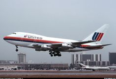 United Airlines N144UA Boeing 747SP-21 aircraft picture