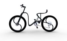Lisboa Bike: Bike Designed by Pedro Machado