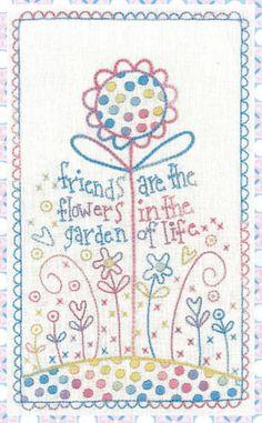 Scandinavian Rose BOM Complete CREAM- by Rosalie ...