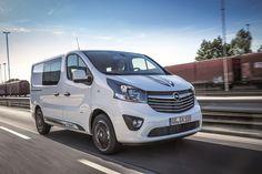 Opel Vivaro Sport - Kubus im Karacho-Kleid