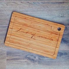 food blog in schön - und gut! Bamboo Cutting Board, Blog, Home, Nice Asses, Ad Home, Homes, Houses, Haus