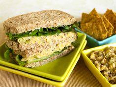 Chickpea Salad Sandwich Spread, Gluten Free Vegan Recipe