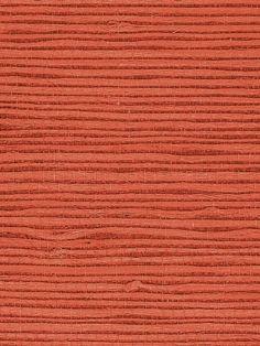 DecoratorsBest - Detail1 - PJ 4816 - Juicy Jute Grasscloth - Orange Nectarine - Wallpaper - - DecoratorsBest