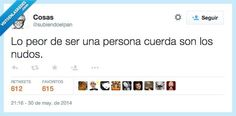 #sensatez#nudos