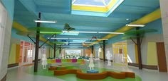 Irving Elementary School, Joplin Missouri  Fun learning Spaces