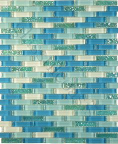 Archipelago Uniform Brick - mediterranean - kitchen tile - Glass Tile Oasis