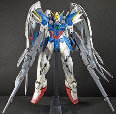 MG Gundam Wing Zero Custom