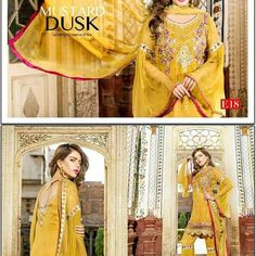 Maryam empereus pure chiffon embroidered suits with pure chiffon embroidered dupattas. Call or watsapp on 09831663759