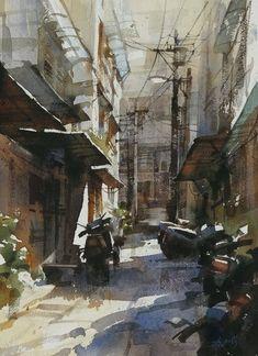 Chien Chung Wei | Академический рисунок