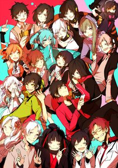Kagerou a Project (カゲロウプロジェクト)
