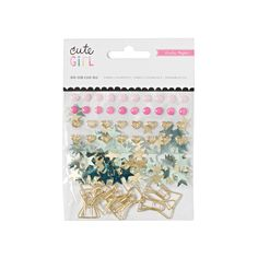 Picture of Crate Paper Cute Girl Small Embellishments