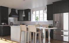 Sanibel shaker gray home bath pinterest gray media for Sanibel white kitchen cabinets