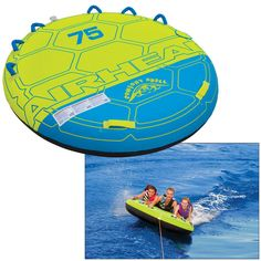 AIRHEAD Comfort S... http://endlesssupplies.org/products/airhead-comfort-shell-deck-water-tube-3-rider?utm_campaign=social_autopilot&utm_source=pin&utm_medium=pin