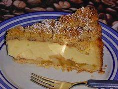 Apfelkuchen mit Vanillecreme und Streuseln, ein leckeres Rezept aus der Kategorie Kuchen. Bewertungen: 35. Durchschnitt: Ø 4,4.