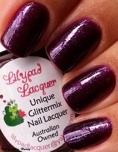 Lilypad Lacquer Voodoo