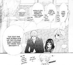 Hanabusa married to Yori
