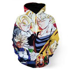 Dragon Ball Heroes Group Saiyan Human Cool Streetwear Design Hoodie    #Dragon #Ball #Heroes #Group #Saiyan #Human #Cool #Streetwear #Design #Hoodie