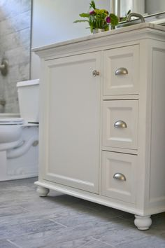 Mommy Testers How To Renovate A Bathroom On A Budget Inexpensive Bathroom Renovation