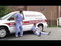 Having A Beermergency? Call The Beerbulance!