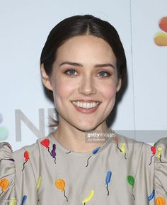 Actress Megan Boone attends the party for the casts of NBC's Season hosted by NBC and The Cinema Society at Four Seasons Restaurant on September 2018 in New York City. Get premium, high resolution news photos at Getty Images Elizabeth Keen, Seasons Restaurant, Megan Boone, Step Up Revolution, The Blacklist, James Spader, Simple Girl, American Actress, Beauty Hacks