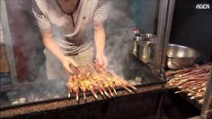 Chinese Street Food -  Barbecue