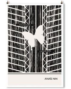 """""""Love never dies a natural death."""" Anaïs Nin"""