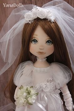 bride yana dolls