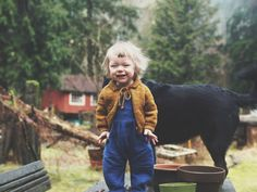 Red Creek Handmade's classic children's clothes are functional, gender-neutral and made with love.