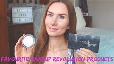 Top 5 Makeup Revolution Products