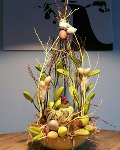 Vrolijk Pasen! #pasen #lente #easter #doenwatjeleukvindt #crea #creatief #kip #paasei