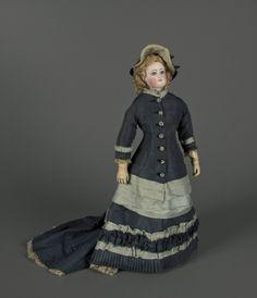 77.6617: French Fashion Doll | doll
