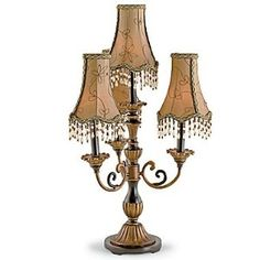 Chandelier Table Lamp  what kind this one is ( i want it)