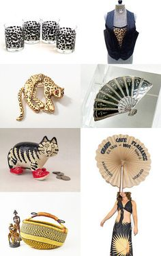 Like a snow leopard in July by jeanne on Etsy--Pinned with TreasuryPin.com