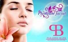P1,249 only - Premium Facial Package - Whitening, Pore minimizer, Moisturizing Treatment. You saved 50% Look younger and fresh with Paradise Bliss Spa & Facial Center's Premium Facial promo! 50% off!