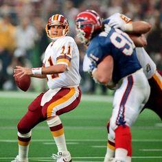 washington redskins super bowl victories | Mark Rypien, Washington Redskins