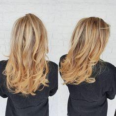 Iridescent handpainted golden blonde  #whoneedsfoils . . . . #babe #blonde #coolhair #blowout #fashion #hair #haircolor #haircolour #haircut #hairdo #hairdye #hairfashion #hairideas #hairofinstagram #hairoftheday #hairstyle #hairstyles #instafashion #instahair #longhair #longhairdontcare #straight #style #haiReba #redken #loveoliviagarden #handpainted