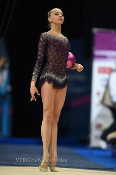 Yana Kudryavtseva (Russia) won gold in all-around at Grand Prix, Holon, 2015
